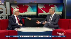 Jim Carr promotes Trans Mountain purchase in Alberta